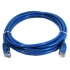 AMP/TYCO 1-0219886-0 Patch cable  w/ cat6 3m Blue