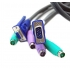ATEN 2L-1001 P/C   KVM Cable MF w/ 10m PS/2