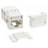 Systimax MPS100E-262 Jack  w/ cat5e white