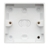 AMP/TYCO Faceplate box back w/ wall