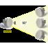 Mikrotik RBSXTG-5HPnd-SAr2 Access point w/ 5 GHz 14dBi 802.11a/n Outdoor