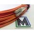 IBM 19K1253 Fiber Cord  w/ LC LC Multi-mode Duplex 25m
