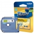 Brother M-831 Label Maker Tape Gold w/