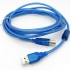 USB TO PRINTER CABLE w/ 1m